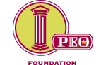 P.E.O. Foundation Logo