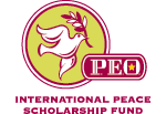 P.E.O. International Peace Scholarship Logo