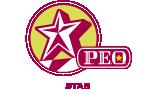 P.E.O. Star Scholarship Logo
